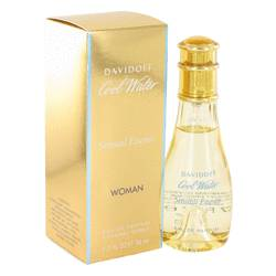 Cool Water Sensual Essence Perfume by Davidoff, 1.7 oz Eau De Parfum Spray for Women