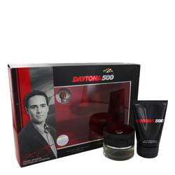 Daytona 500 Cologne by Elizabeth Arden -- Gift Set - 1.7 oz Eau De Toilette Spray + 3.4 oz After Shave Balm