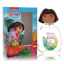 Dora And Boots Perfume by Marmol & Son, 3.4 oz Eau De Toilette Spray for Women