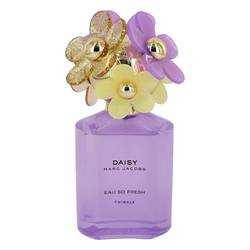Daisy Eau So Fresh Twinkle Perfume by Marc Jacobs, 2.5 oz Eau De Toilette Spray (Tester) for Women