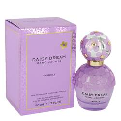 Daisy Dream Twinkle Perfume by Marc Jacobs, 1.7 oz Eau De Toilette Spray for Women