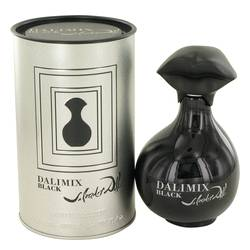 Dalimix Black Perfume by Salvador Dali, 100 ml Eau De Toilette Spray for Women