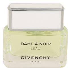 Dahlia Noir L'eau Perfume by Givenchy, 1.7 oz Eau De Toilette Spray (unboxed) for Women