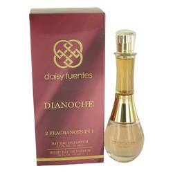 Dianoche Perfume by Daisy Fuentes, 50 ml Includes Two Fragrances Day 1.7 oz and Night .34 oz Eau De Parfum Spray for Women