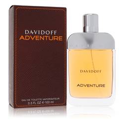 Davidoff Adventure Cologne by Davidoff 3.4 oz Eau De Toilette Spray