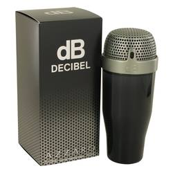 Db Decibel Cologne by Azzaro, 3.4 oz EDT Spray for Men