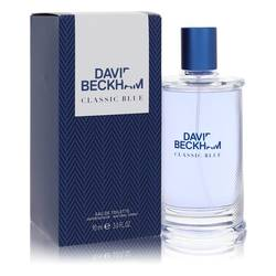 David Beckham Classic Blue Cologne by David Beckham, 3 oz Eau De Toilette Spray for Men