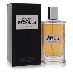David Beckham Classic Cologne by David Beckham, 3 oz Eau De Toilette Spray for Men