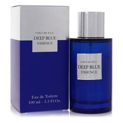 Deep Blue Essence Cologne by Weil, 100 ml Eau De Toilette Spray for Men from FragranceX.com