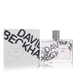 David Beckham Homme Cologne by David Beckham, 2.5 oz Eau De Toilette Spray for Men