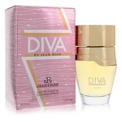 Diva By Jean Rish Perfume by Jean Rish, 3.4 oz Eau De Parfum Spray for Women