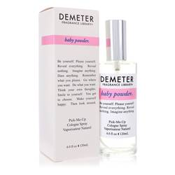 Demeter Perfume by Demeter 4 oz Baby Powder Cologne Spray