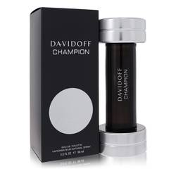 Davidoff Champion Cologne by Davidoff, 90 ml Eau De Toilette Spray for Men