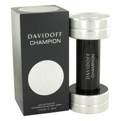 Davidoff Champion Cologne by Davidoff, 50 ml Eau De Toilette Spray for Men