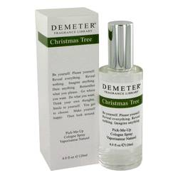 Demeter Perfume by Demeter 4 oz Christmas Tree Cologne Spray
