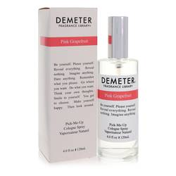 Demeter Perfume by Demeter 4 oz Pink Grapefruit Cologne Spray
