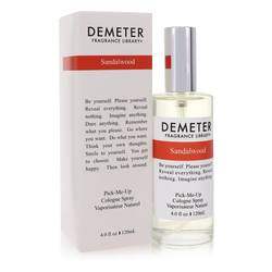 Demeter Perfume by Demeter 4 oz Sandalwood Cologne Spray