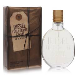 Fuel For Life Cologne by Diesel, 50 ml Eau De Toilette Spray for Men