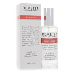 Demeter Perfume by Demeter 4 oz Fresh Ginger Cologne Spray