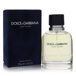 Dolce & Gabbana Cologne by Dolce & Gabbana 2.5 oz Eau De Toilette Spray