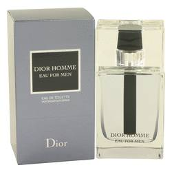 Dior Homme Eau Cologne by Christian Dior, 3.4 oz Eau De Toilette Spray for Men