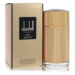 Dunhill Icon Absolute Cologne by Alfred Dunhill, 100 ml Eau De Parfum Spray for Men from FragranceX.com