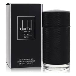 Dunhill Icon Elite Cologne by Alfred Dunhill, 3.4 oz Eau De Parfum Spray for Men