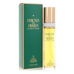 Diamonds & Emeralds Perfume by Elizabeth Taylor 1.7 oz Eau De Toilette Spray