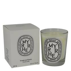 Diptyque Myrrhe Perfume by Diptyque, 6.5 oz Scented Candle for Women