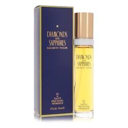 Diamonds & Saphires Perfume by Elizabeth Taylor 1.7 oz Eau De Toilette Spray