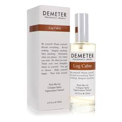 Demeter Perfume by Demeter 4 oz Log Cabin Cologne Spray