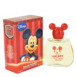 Mickey Cologne by Disney 3.4 oz Eau De Toilette Spray