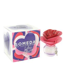 Someday Perfume by Justin Bieber 1 oz Eau De Parfum Spray