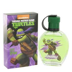 Teenage Mutant Ninja Turtles Donatello Cologne by Marmol & Son, 100 ml Eau De Toilette Spray for Men from FragranceX.com