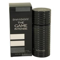 The Game Intense Cologne by Davidoff, 60 ml Eau De Toilette Spray for Men
