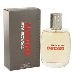 Ducati Trace Me Cologne by Ducati, 3.3 oz Eau De Toilette Spray for Men