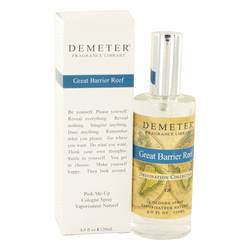 Demeter Perfume by Demeter 4 oz Great Barrier Reef Cologne
