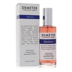 Demeter Perfume by Demeter 4 oz Blueberry Cologne Spray