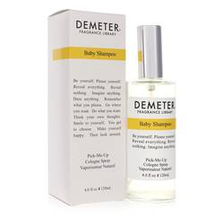 Demeter Perfume by Demeter 4 oz Baby Shampoo Cologne Spray