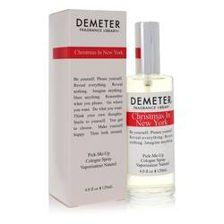 Demeter Perfume by Demeter 4 oz Christmas in New York Cologne Spray