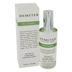 Demeter Perfume by Demeter 4 oz Wet Garden Cologne Spray