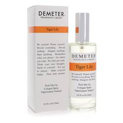 Demeter Perfume by Demeter 4 oz Tiger Lily Cologne Spray