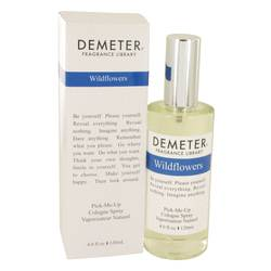 Demeter Perfume by Demeter 4 oz Wildflowers Cologne Spray