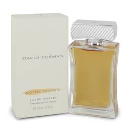 David Yurman Exotic Essence Perfume by David Yurman, 3.4 oz Eau De Toilette Spray for Women