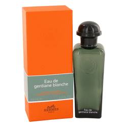 Eau De Gentiane Blanche Cologne by Hermes, 100 ml Eau De Cologne Spray (Unisex) for Men