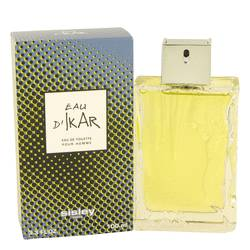 Eau D'ikar Cologne by Sisley, 3.3 oz Eau De Toilette Spray for Men