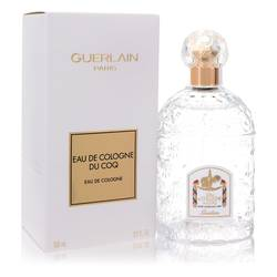 Du Coq Cologne by Guerlain 3.4 oz Eau De Cologne Spray