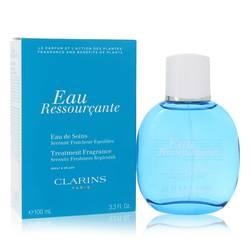 Eau Ressourcante Perfume by Clarins, 3.3 oz Treatment Fragrance Spray for Women