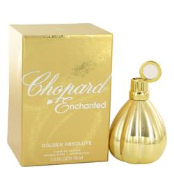 Enchanted Golden Absolute Perfume by Chopard, 2.5 oz EDP Spray for Women