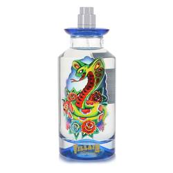 Ed Hardy Villain Cologne by Christian Audigier 4.2 oz Eau De Toilette Spray (Tester)